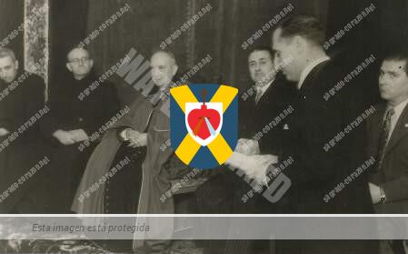 Inauguración del Centro Sagrado Corazón